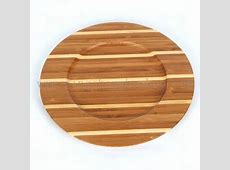 Cheap Bamboo Dinner Plate Round Plate Wooden Plates   Buy