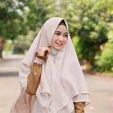 Model Jilbab Kekinian Gaya Foto