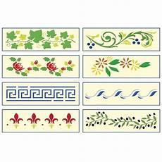 Schablonen Für Die Wand - bord 252 ren schablone f 252 r wand wandtattoo wandschablone
