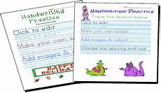 make handwriting practice worksheets quickly 21540 create custom handwriting practice and copywork worksheets quickly handwriting worksheets