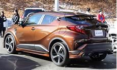 Toyota Chr Tuning - modellista offers sizzling toyota c hr kit forcegt