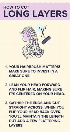 pro tips for a at home trim hacks pinterest haircuts diy hair and hair style