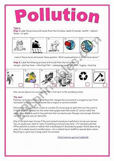 9th form module 3 lesson 3 pollution a threat to our