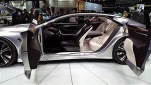 Infiniti Planning All New 700 Hp Flagship Sedan  CarsDirect