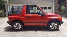 how cars engines work 1992 geo tracker lane departure warning 1992 red geo tracker in excellent condition for sale geo other 1992 for sale in woodstock