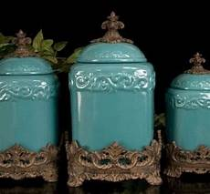 tuscan kitchen canisters decorative kitchen canisters sets decor