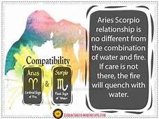 Skorpion Und Widder - aries and scorpio compatibility trust and