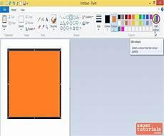 edit colors mspaint