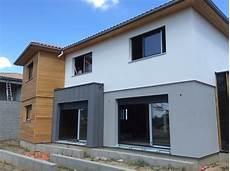 Entreprise Enduit De Facade Enduit De Fa 231 Ade Sur Maisons Neuves Et Constructions