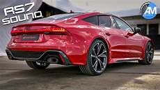 2020 audi rs7 600hp real sound youtube