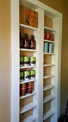pantry between the studs live from s house