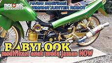 Modifikasi Jupiter Robot by Thailook Modifikasi Yamaha Jupiter Robot Irengsetiawan