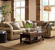 Pottery Barn Living Room Gallery