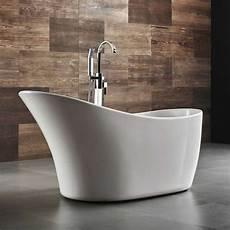 vasca da bagno in acrilico vasca da bagno freestanding in acrilico 162x67 h77 ovale