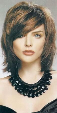 medium length shag hairstyles with bangs 15 best medium shaggy haircuts with bangs