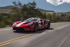 2017 Ford Gt Drive Review The Right Stuff