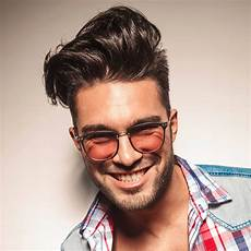 Hairstyles For Boys With Glasses