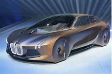 Bmw Vision Next 100 Concept Is A Copper Colored Vision For
