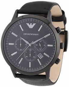 emporio armani herren armbanduhr xl chronograph quarz