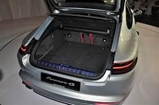Porsche Panamera Kofferraum - the 2017 porsche panamera launched in malaysia autoworld