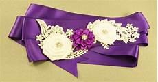 purple bridal sash wedding dress belt purple by angelicasbridal 80 00 future i do bridal