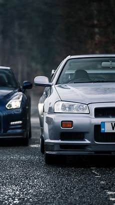 Nissan Skyline Gtr R34 Wallpaper Iphone