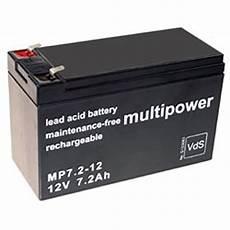 12 volt batterie de