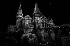 Transsilvanien Schloss Dracula - castle dracula transylvania transilvania castelul huniazil