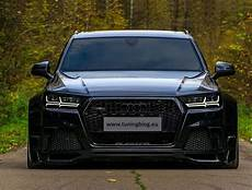 Audi Sq7 4m Mj 2017 Mit Widebody Kit By Tuningblog Eu