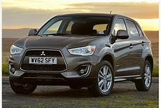 The Mitsubishi Asx Is The Compact Crossover Kenya Car