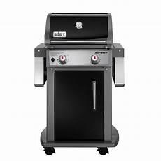 weber spirit e 210 2 burner propane gas grill in black