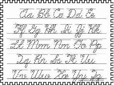 cursive writing worksheets for grade 2 22809 2 printable cursive a z tracing activites 1st grade 3rd grade handwriting