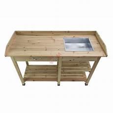 table de pr 233 paration pour plantes 1170 x 450 x 910 mm