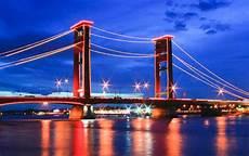 Paket Tour Palembang Jembatan Era Sungai Musi 3