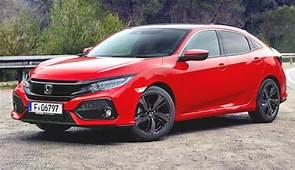 2019 Honda Civic Rumors  Car US Release