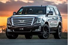 cadillac escalade hpe800 supercharged upgrade hennessey