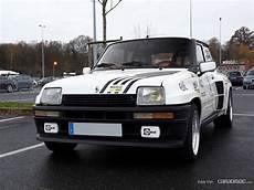 Photos Du Jour Renault 5 Turbo 2 T 233 L 233 Thon