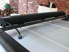 how to install led light bar on roof 37 quot led roof light bar install toyota fj cruiser forum