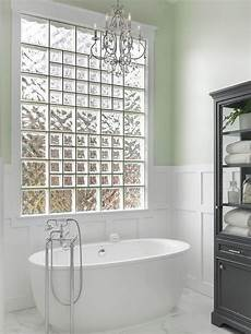 Pavé De Verre Salle De Bain Glass Block Window In Shower Splendid Bathroom Modern With