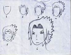Cara Gambar Sketsa Itachi Sobsketsa