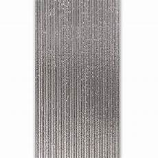 Wand Dekor Fliese Silber 30x60cm Ht99268