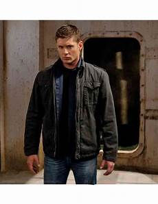 dean winchester season 6 cotton jacket by ackles