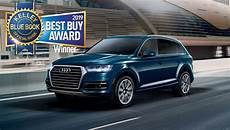 The 2019 Audi Q5 And Q7 Earn Kelley Blue Book Best Buy