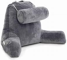 Husband Pillow by Husband Pillow Big Bedrest Reading Support Bed Backrest