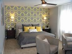 Yellow And Grey Wallpaper Bedroom Ideas grey and yellow wallpaper search home design