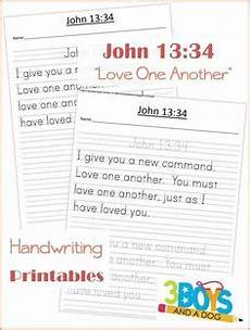 free bible handwriting worksheets 21695 pin on bible lessons