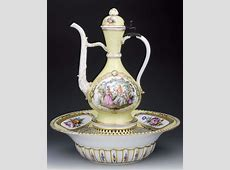 Meissen porcelain. I can't decide exactly what it is. Ewer