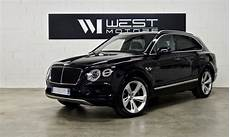bentley bentayga occasion westmotors bentley bentayga w12 6 0 608 4x4 bva
