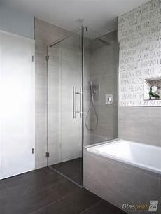 Duschkabine An Badewanne 90x90 Badkamer Modern Moderne
