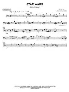 star wars main theme piano by star wars sheet music collection solo